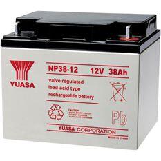 NP38-12BFR Yuasa NP VRLA Battery