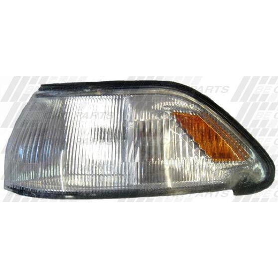 CORNER LAMP - L/H - AMBER+CLEAR, , scanz_hi-res