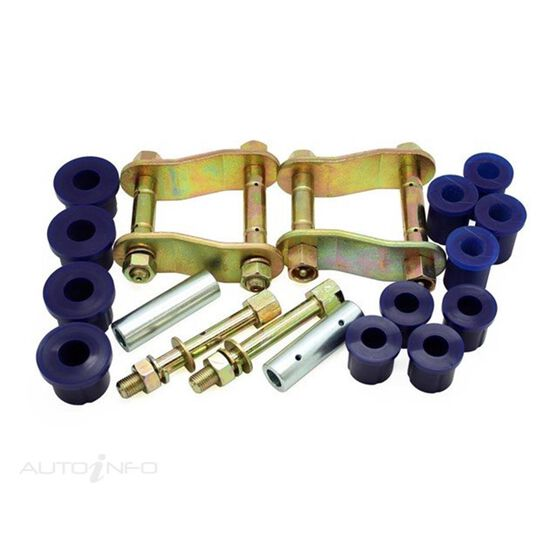 TOY HILUX 88-05 GREASEABLE REAR SHACKLE KIT, , scanz_hi-res