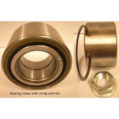 Toyota Corolla 00-12 Front wheel bearing kit, , scanz_hi-res