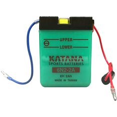 6N2-2A Katana Motorcycle Battery, , scanz_hi-res