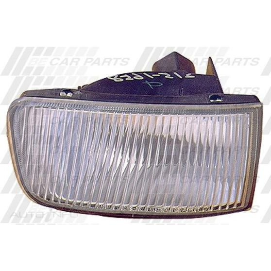 BUMPER LAMP - R/H - CLEAR TURNING LAMP