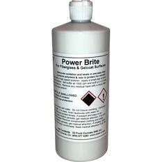MARK V POWER BRITE CLEANER & GLAZE FOR FIBERGLASS & GELCOATS 946ML, , scanz_hi-res