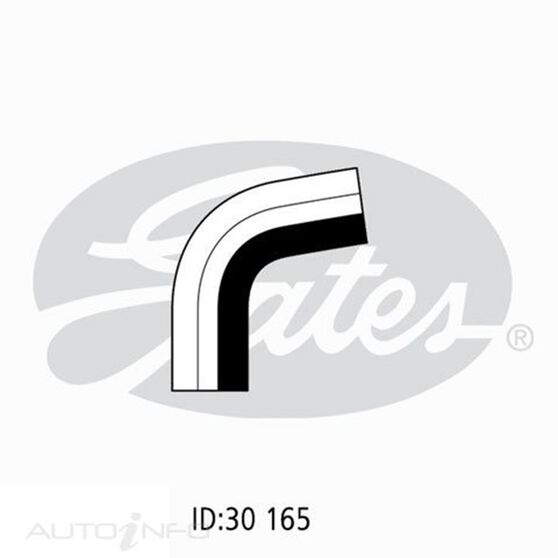 UPPER HOSE ENG 2 PIPE 2 DAI FEROZA 1.6L, , scanz_hi-res