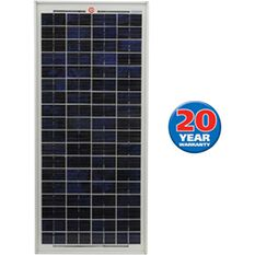 SOLAR PANEL 12V 20W 1140mA, , scanz_hi-res