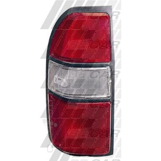 REAR LAMP - L/H - RED/CLEAR/RED, , scanz_hi-res