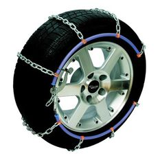 POLAR SNOW CHAINS EASY FIT BLUE