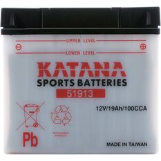 51913 Katana Motorcycle Battery, , scanz_hi-res
