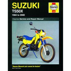 SUZUKI TS50X 1984 - 2000, , scanz_hi-res