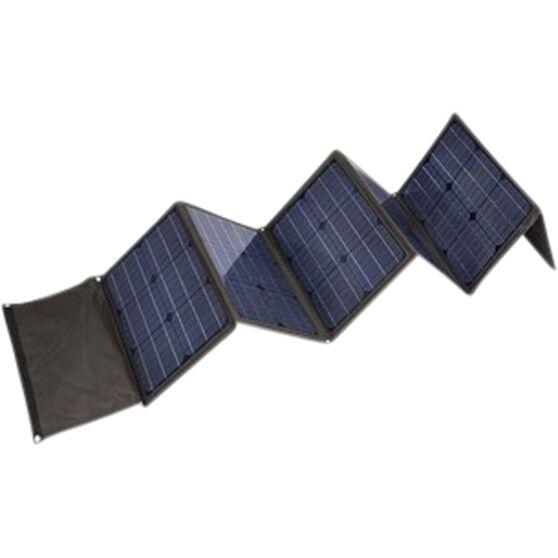 SOLAR PANEL FOLDING KIT 12V 80W, , scanz_hi-res