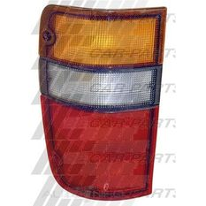 REAR LAMP - L/H - AMB+RED+CLR, , scanz_hi-res