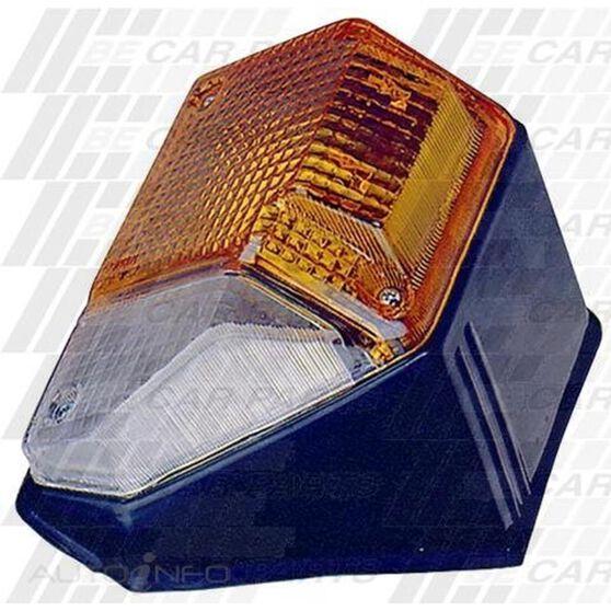 CORNER LAMP - L/H - BLACK, , scanz_hi-res