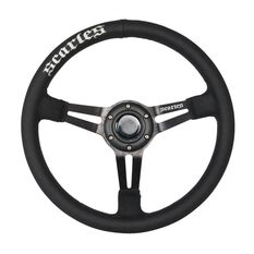 The Leather. Steering Wheel 350mm-75mm