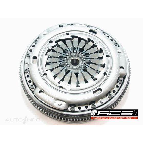 C/KIT VW GOL 2.3 V5 VR5 01>04 225*28*22.1 W/ DMASS F/WHL