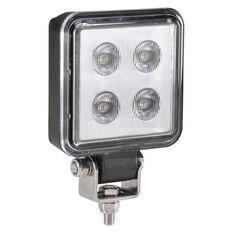 W/LAMP 9-32V LED 70MM SQUARE 600LM, , scanz_hi-res