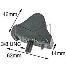 CONTROL ARM BUMP STOP FRONT - HOLDEN TORANA LH - 5.0L V8  PETROL - MANUAL & AUTO, , scanz_hi-res