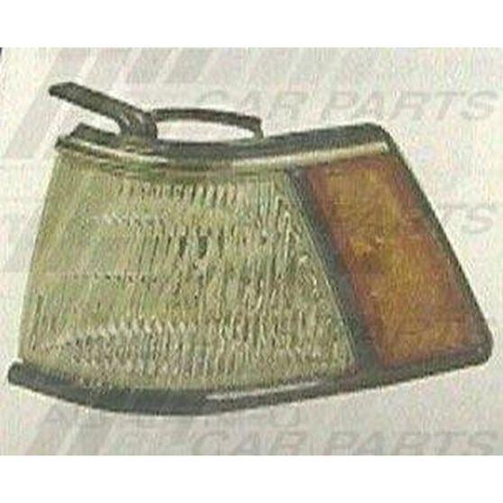 CORNER LAMP - L/H - 3/4 CLR 1/4 AMB, , scanz_hi-res
