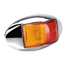 LED 14 9-33V MARKER RED/AMBER, , scanz_hi-res