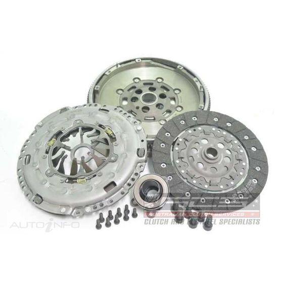 C/KIT VW TRANS T5 1.9DSL 04> 228*28*22.1 INC DMASS F/WHL
