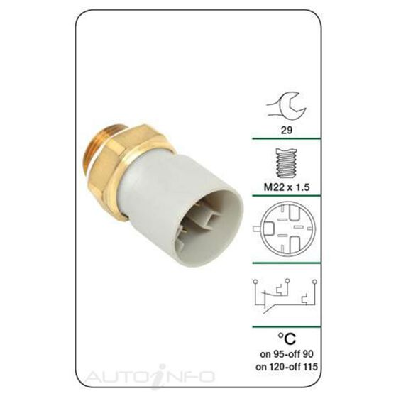 TRIAUS THERMO FAN SWITCH, , scanz_hi-res
