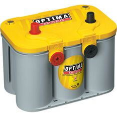 D34/78 Optima Yellow Deep Cycle Battery