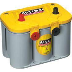 D34/78 Optima Yellow Deep Cycle Battery