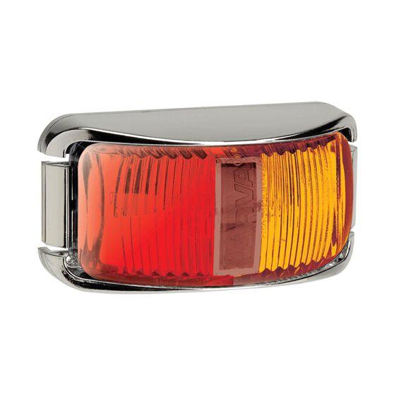LED 16 S/MARKER RED/AMBER, , scanz_hi-res