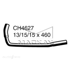 HEATER HOSE  - FORD TRANSIT VG - 2.0L I4  PETROL - MANUAL & AUTO, , scanz_hi-res