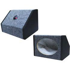 """SPEAKER BOX 6 X 9"""" BLK/GREY PAIR, , scanz_hi-res"""