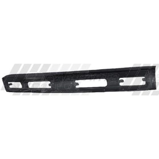 FRONT BUMPER - BLACK - STEEL, , scanz_hi-res