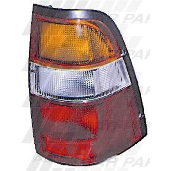 REAR LAMP - R/H - AMBER TOP - W/E