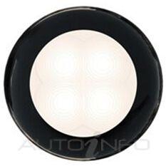 LED ROUND LAMP W/WHITE 12V HI, , scanz_hi-res