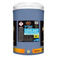 7 YR BLUE COOLANT 20L, , scanz_hi-res