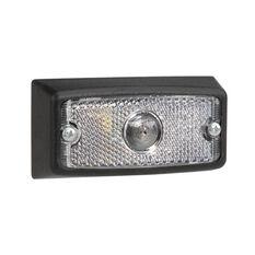 LAMP FNT OUTIN MRKR W/BOOT CLR, , scanz_hi-res