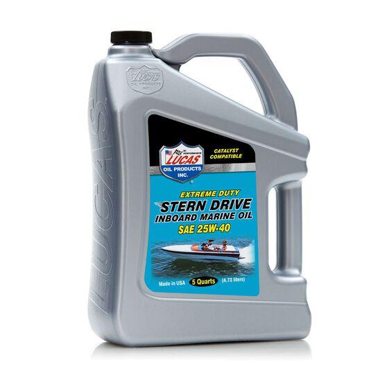 SAE 25W40 STERN DRIVE INBOARD OIL - 4.73