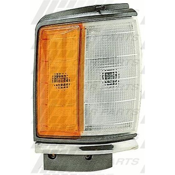 CORNER LAMP - R/H - GREY SURROUND, , scanz_hi-res