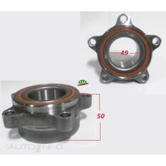 Ford Transit 06- Front wheel bearing & carrier, , scanz_hi-res