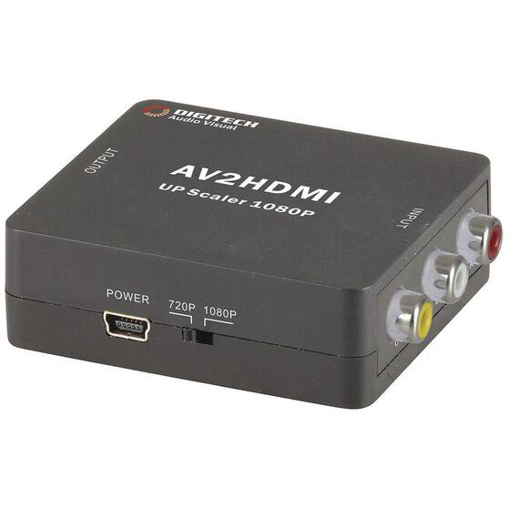 VIDEO INTERFACE RCA / COMPOSITE TO HDMI, , scanz_hi-res