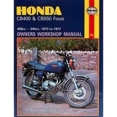 HONDA CB400 & CB550 FOURS 1973 - 1977, , scanz_hi-res