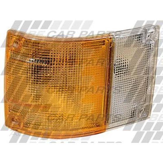 CORNER LAMP - L/H - AMBER/CLEAR