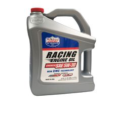 SAE 5W30 SYNTHETIC RACING OIL - 4.73L, , scanz_hi-res