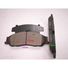 D1573-8783=FMSI for Royale Brake Set  F  Ford Courier 99-, , scanz_hi-res