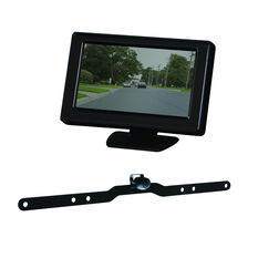REVERSE CAMERA WIRED 4.3IN MONITOR