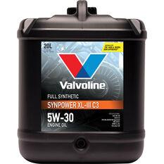 VALVOLINE SYNPOWER XL-III 5W30 20L, , scanz_hi-res