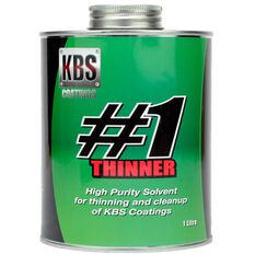 KBS #1 THINNER HIGH PURITY SOLVENT 1 LITRE, , scanz_hi-res