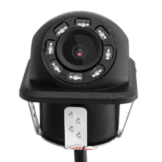 AUTOVIEW CAMERA FLUSH MOUNT WITH LED (PAL), , scanz_hi-res