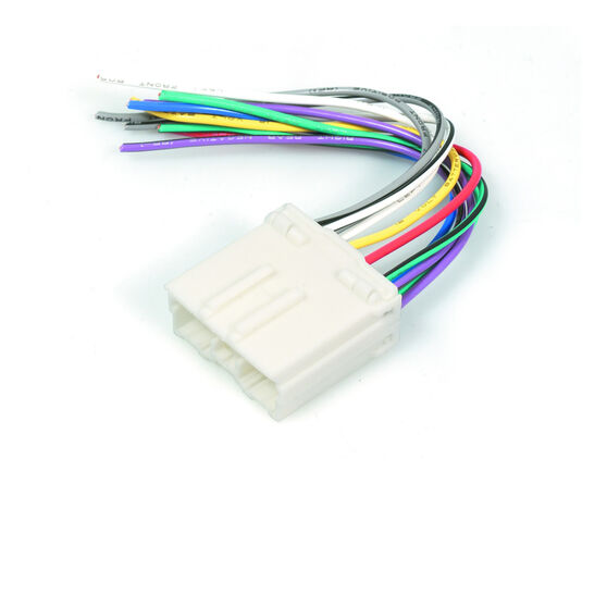 HARNESS BARE WIRE TO MITSUBISHI 1996 ON, , scanz_hi-res