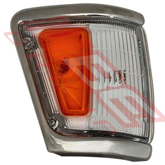 CORNER LAMP - R/H - AMBER/CLEAR, , scanz_hi-res