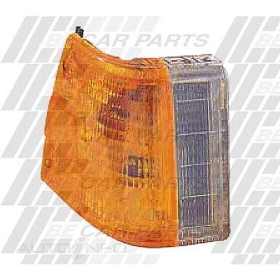 CORNER LAMP - LENS - L/H - AMB+CLR, , scanz_hi-res