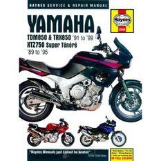 YAMAHA TDM850, TRX850 & XTZ750 1989 - 19, , scanz_hi-res